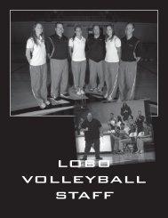 LOBO VOLLEYBALL STAFF - Community