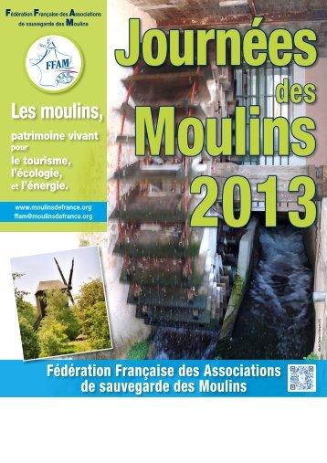 Les moulins, - FFAM