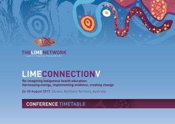 LIMECONNECTIONV - LIME Network
