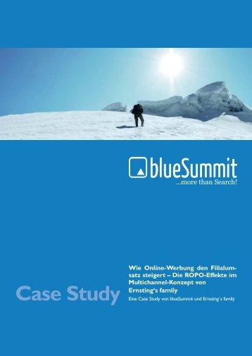 ROPO Studie Ernstings family - Blue Summit Media GmbH