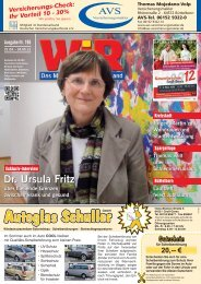 Gewerbeschau Groß-Gerau 2012 Eine Ära ging zu Ende