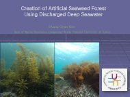 Kim H_ OTEC Seaweed - Hawaii National Marine Renewable ...