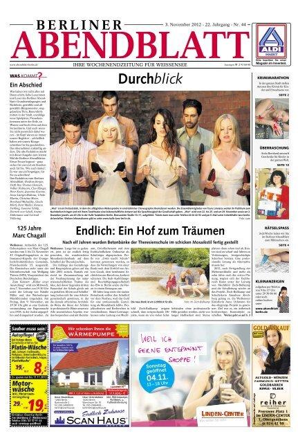 Nr. 44_vom_03.11.2012 - Berliner Abendblatt