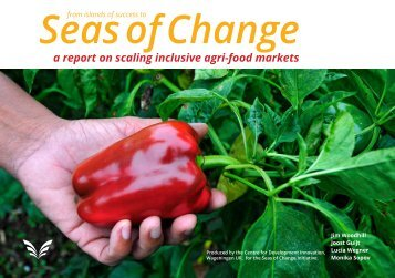 a report on scaling inclusive agri-food markets - Seas of Change ...