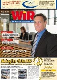 Talent- show zur Zeit Jesu? Kennen - Das WIR-Magazin im Gerauer ...