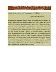Manoel de Andrade: el cantor peregrino de América - Revista ...