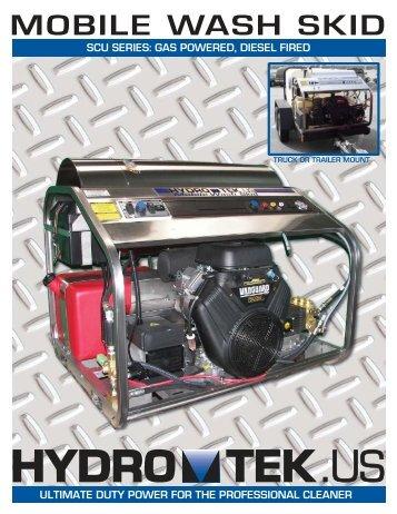 SCU SERIES Brochure.indd - Flexo Products Ltd.