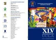 Ir al Programa - Universidad Centroccidental Lisandro Alvarado