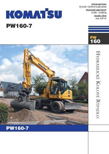 PW160-7 - Ramirent