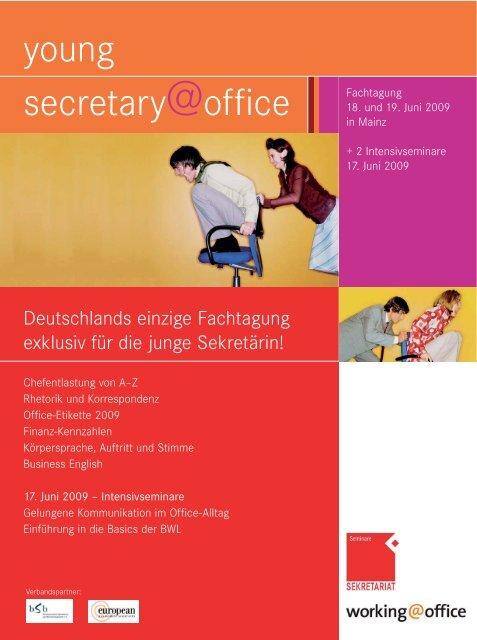 young secretary@office - OFFICE SEMINARE
