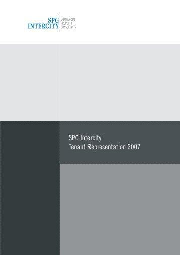 SPG Intercity Tenant Representation 2007 - Intercity Group