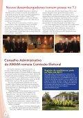 AMAM participa da posse dos novos desembargadores - Page 6