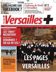 Versailles Plus n°7 - Blog de Versailles Club d'Affaires