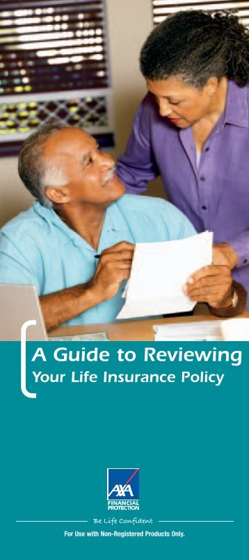 A Guide to Reviewing Your Life Insurance Policy - Owr2.com