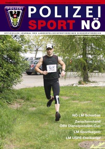 lm 2011 - Landespolizeisportverein NÖ