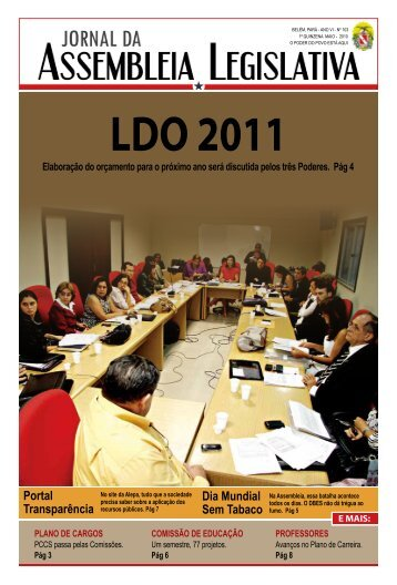 Assembléia Legislativa do Estado do Pará