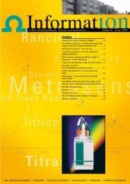 Download (PDF) - Metrohm