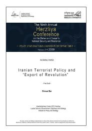 Iranian Policy in Using Terrorism- publication version