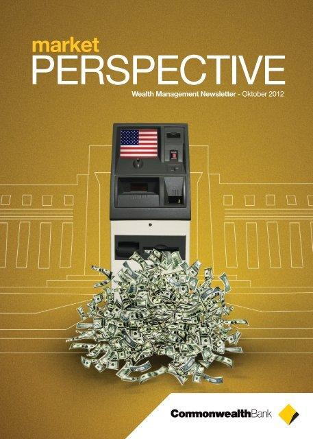 Market Perspective October 2012 - Commonwealth Bank