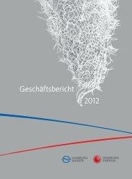 Der Geschäftsbericht 2012 als Download - Hamburg Wasser