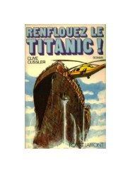Renflouez le Titanic ! - Bibliothèque