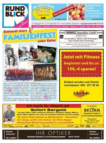 Ausgabe 9.2012 - Rundblick
