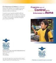 Programa - Santa Clara Valley Medical Center