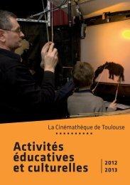 Activités éducatives et culturelles - cinema-midipyrenees