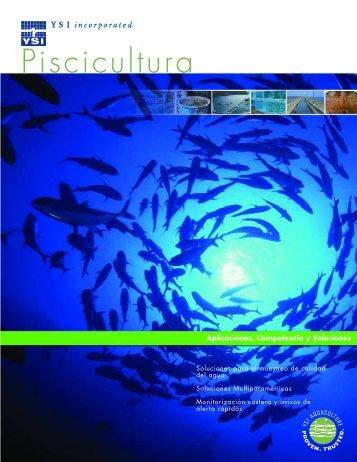 Aquaculture Catalog Spanish Translation - YSI.com