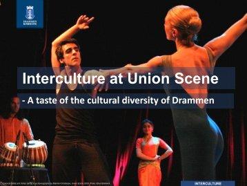 Interkultur – Union Scene - Drammen kommune