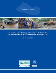 ocasionados por la depresión tropical 12e - Ministerio de Medio ...