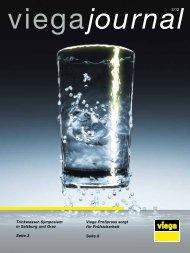 viegajournal Ausgabe 2 / 2012