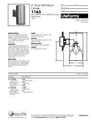 LFO-INC-012 - Prescolite
