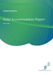Hotel Accommodation Report - Aberdeenshire Council