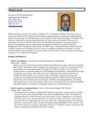 M Michael J Jacob - Covering Kids and Families