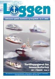 2002 Tariffoppgjøret for innenriksfarten er i havn Side 4 - TVU-INFO