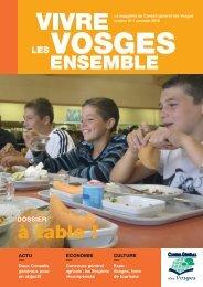 Suite - Vosges