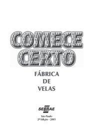 Fábrica de Velas - COMPLETO - Sebrae