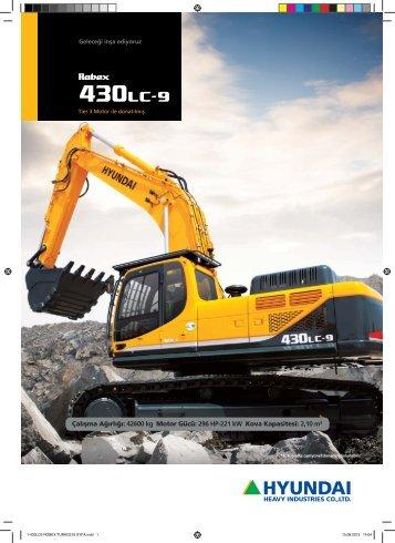 1-430LC9 ROBEX TURKCE16 SYFA.indd - HMF