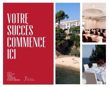 VOTRE SUCCÈS COMMENCE ICI - Hoteles Silken