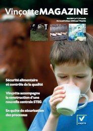 Vinçotte Magazine 2011