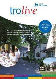 trolive: Alles rund um die Friedrich-Wilhelms-Hütte - Stadt Troisdorf