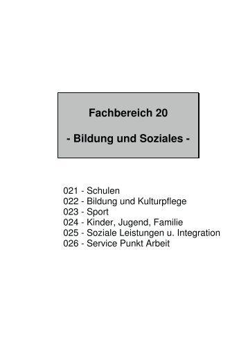 Teilfinanzplan 2012 - Stadt Rhede