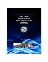 SD-CFOG - sdpscc - State of South Dakota