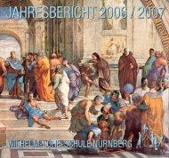 Jahresbericht 2007 - Wilhelm-Löhe-Schule