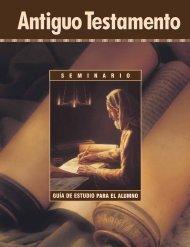 Guía de estudio para el alumno - Seminaries & Institutes of Religion