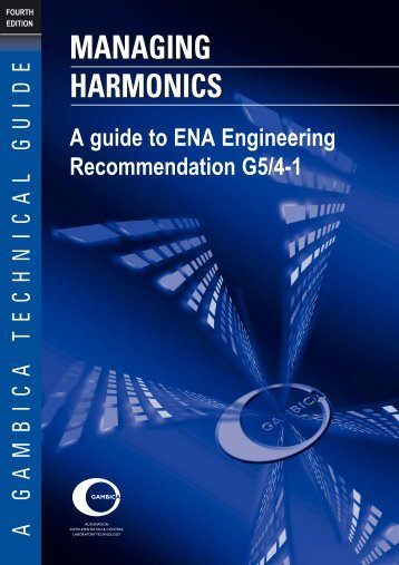 Managing Harmonics, A guide to ENA Engineering ... - EnviroStart