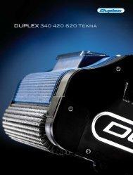 DUPLEX 340 420 620 Tekna - Logismarket