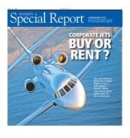 corporate jets: buy or rent - Business Jet Traveler