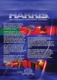 Harris Catalouge Complete - Harris Products Group